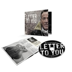 Bruce Springsteen & The E-Street Band - Letter To You (CD)