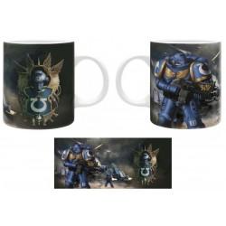 WARHAMMER 40K - Ultramarines - Beker 320ml