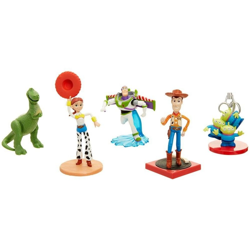 TOY STORY - Pack 5 Figures 165865  Figurines