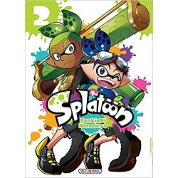 SPLATOON - Tome 2