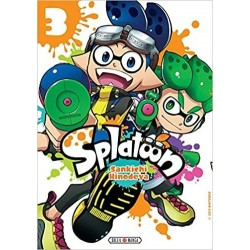 SPLATOON - Tome 3