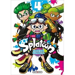 SPLATOON - Tome 4