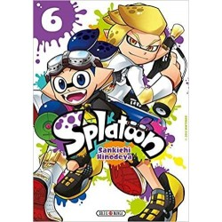 SPLATOON - Tome 6