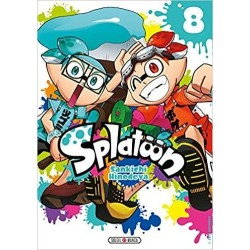 SPLATOON - Tome 8