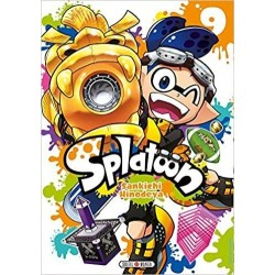SPLATOON - Tome 9