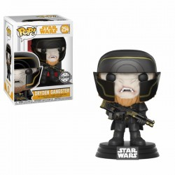 STAR WARS : SOLO - Bobble Head POP N° 254 - Dryden Henchman LIMITED