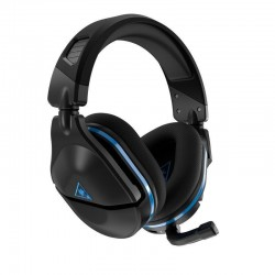 Turtle Beach - Ear Force Stealth 600 Wireless Headset Black PS4/PS5 192507  PS5 Headsets