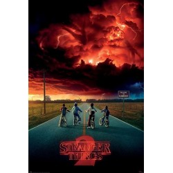 STRANGER THINGS S2 - Mind Flayer - Poster 61x91cm 192581  Posters