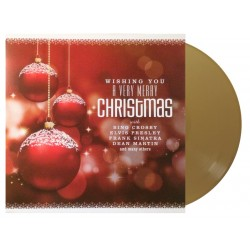 Wishing You A Very Merry Christmas (LP) 3092  LP's