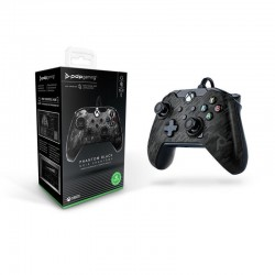 Wired Controller Official XBOX Series X Camo Black