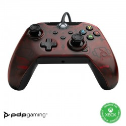 Wired Controller Official XBOX Series X Red