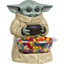 STAR WARS - Figure Candy Bowl Holder - THE CHILD 32 cm