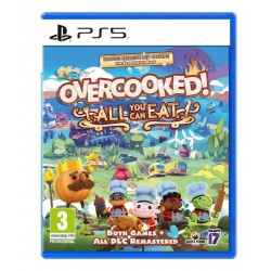 Overcooked - All You Can Eat Edition - Playstation 5  192615  Playstation 5