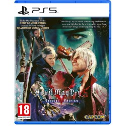 Devil May Cry 5 Special Edition - Playstation 5  192616  Playstation 5