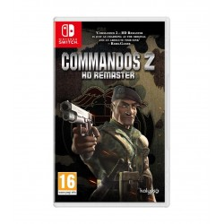 Commandos 2 HD Remaster Nintendo Switch Edition (BOX UK) 192627  Nintendo Switch