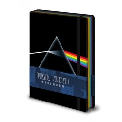 PINK FLOYD - Notebook A5 - Dark Side Of The Moon 158697  Notitie Boeken