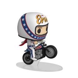 EVEL KNIEVEL - Pop Rides N° xxx - Evel Knievel on Motorcycle 192753  Action Figure