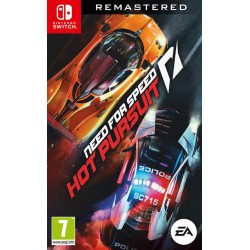 Need for Speed Hot Pursuit Remastered - Nintendo Switch 191802  Allerlei