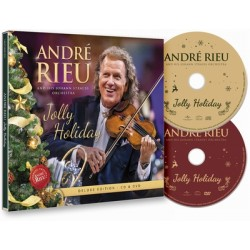 Andre Rieu - Jolly Holiday (CD+DVD) 3172  CD's