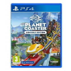 Planet Coaster - Console Edition - Next-gen Upgrade available - Playstation 4 192867  Playstation 4
