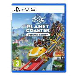 Planet Coaster - Console Edition - Next-gen Upgrade available - Playstation 5  192868  Playstation 5