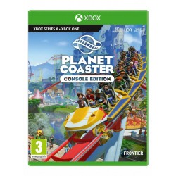 Planet Coaster - Console Edition - Next-gen Upgrade available - Xbox One Series X 192869  Xbox One