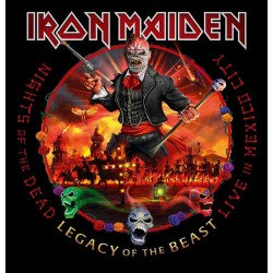 Iron Maiden - ights Of The Dead -Digi- (CD)