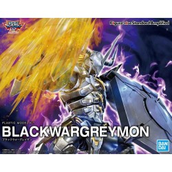 DIGIMON - Figure-rise Standard Amplified Black Wargreymon - Model Kit