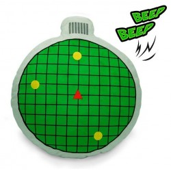 DRAGON BALL - Radar with sound - Kussen 32.5x37x8cm