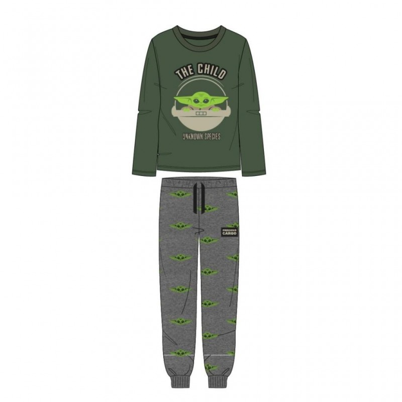 STAR WARS - The Child - Jersey Pajamas (10 yo)
