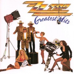 ZZ Top - Greatest Hits (CD)