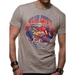 LOONEY TUNES - T-Shirt IN A TUBE- Wile E Coyote (L) 165732  T-Shirts