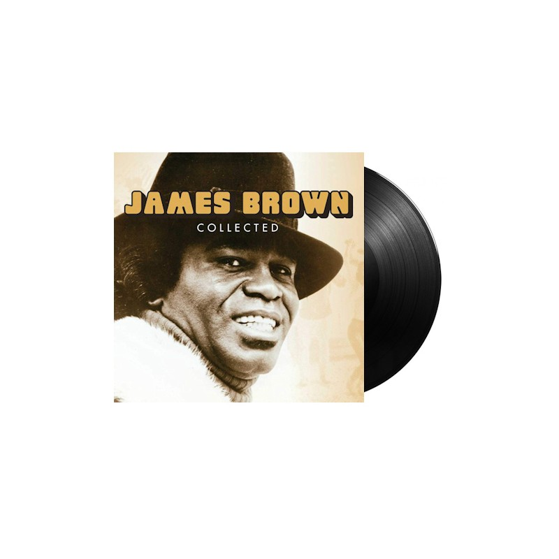 James Brown - Collected (LP)