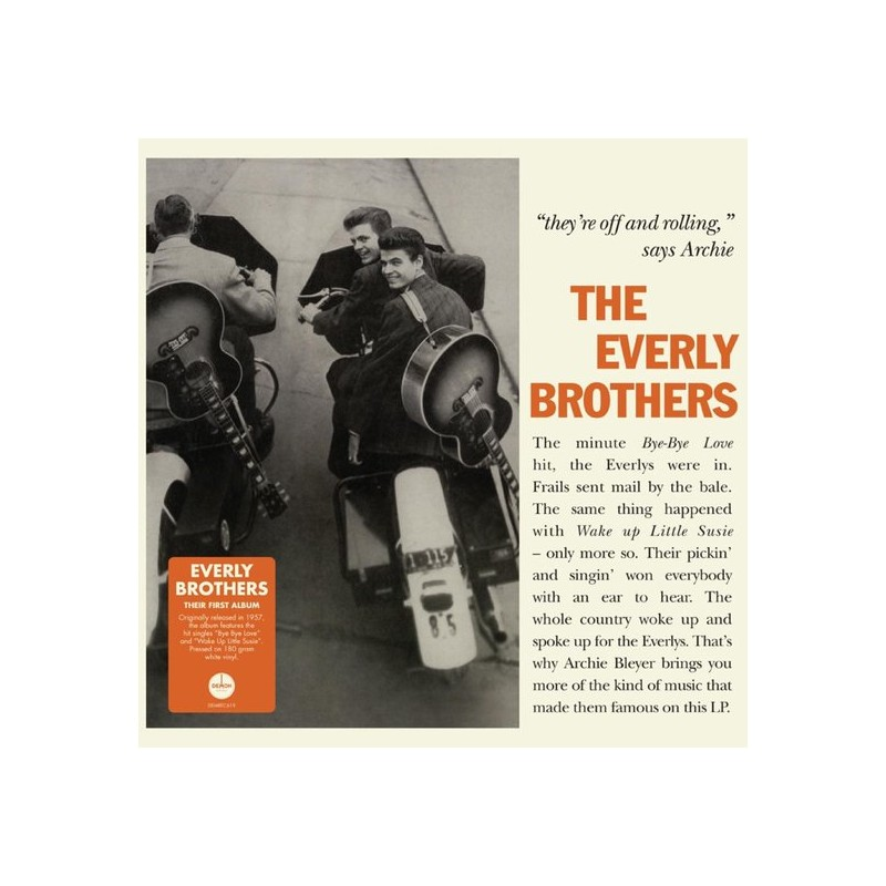 Everly Brothers - Everly Brothers -Coloured- (LP)