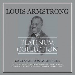 Louis Armstrong - Platinum Collection (CD)