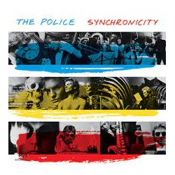 The Police - Synchronicity (LP) 3360  LP's