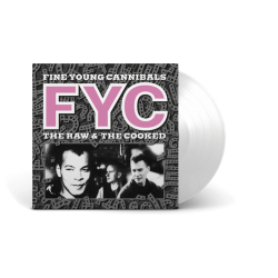 Fine Young Cannibals  -Raw And The Cooked - Coloured- (LP)
