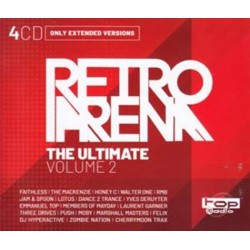 Topradio Retro Arena - The Ultimate Vol.2 (CD)