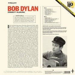 Dylan, Bob-Bob Dylan - Coloured- (LP)