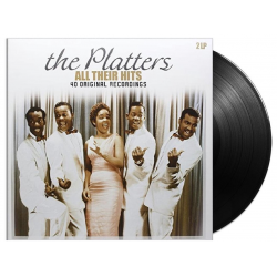 Platters - All Their Hits (LP)