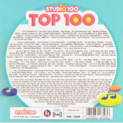 Top 100 Studio 100 Hits (5CD)