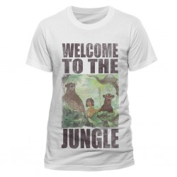 JUNGLE BOOK - T-Shirt IN A TUBE- Welcome to the Jungle (L) 165684  T-Shirts Jungle Book