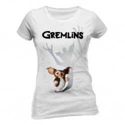 GREMLINS - T-Shirt IN A TUBE- Shadow GIRL (M) 165679  T-Shirts Gremlins