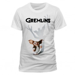 GREMLINS - T-Shirt IN A TUBE- Shadow (S) 165673  T-Shirts Gremlins