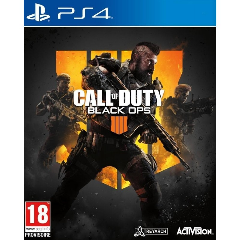Call Of Duty Black OPS 4 - Playstation 4 165663  Playstation 4