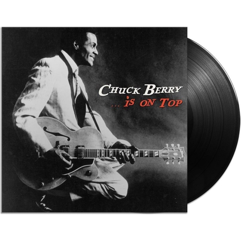 Chuck Berry - Is On Top (LP)