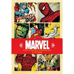 MARVEL - 100 Cartes Postales Vintage 165644  Post Kaarten
