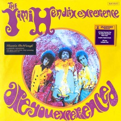 Jimi Hendrix - Are You Experienced (HQ) (LP)