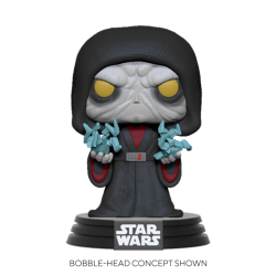 STAR WARS IX - Bobble Head POP N° xxx - Revitalized Palpatine
