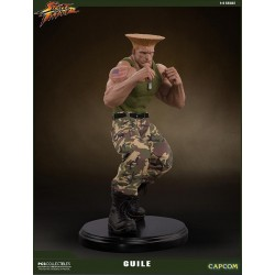SUPER STREET FIGHTER - Guile 1/4 Statue - 44cm 165581  Street Fighter